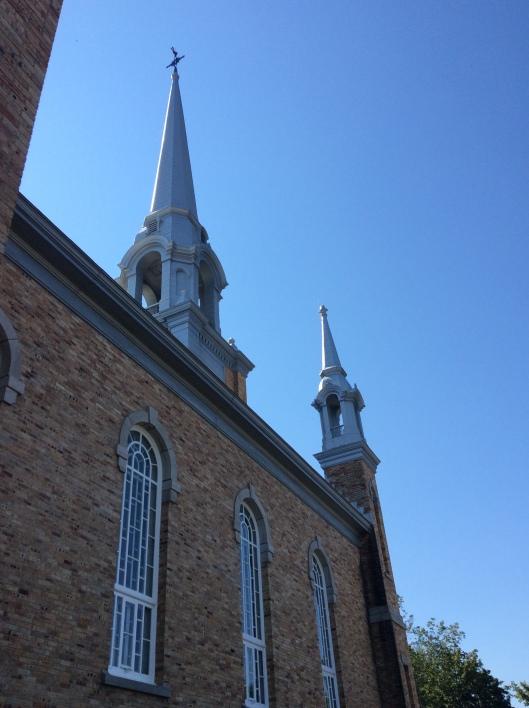 kamouraska church