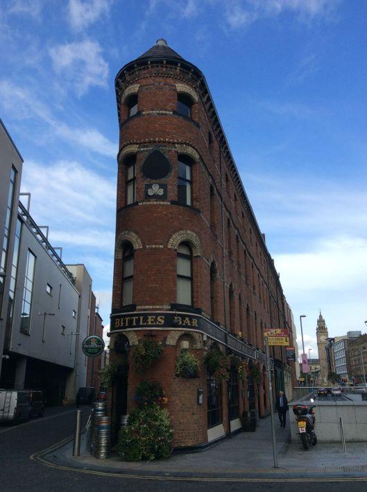 Pub, Belfast, Northern Ireland