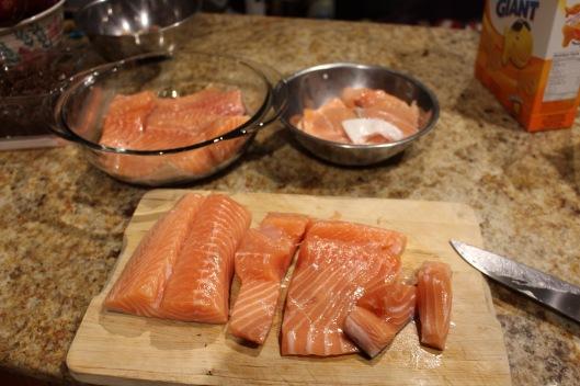 fish trim
