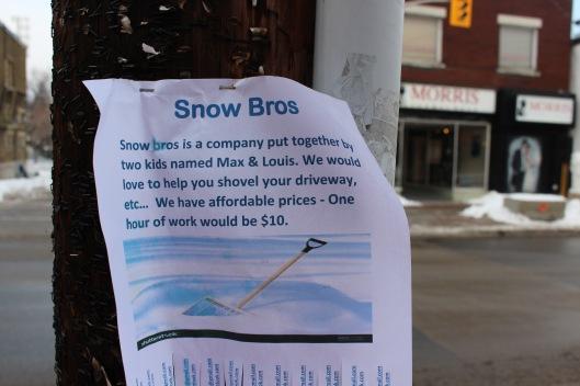 snow removal 2016