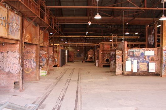 brickworks inside