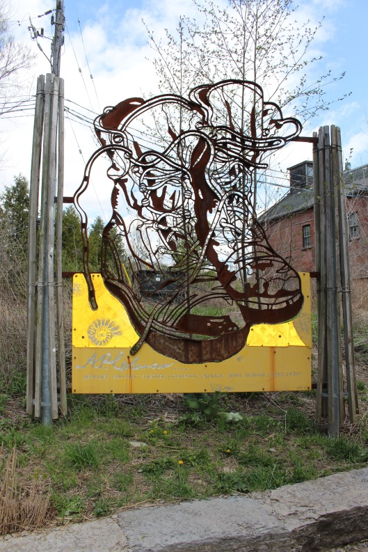 brickworks sculpture