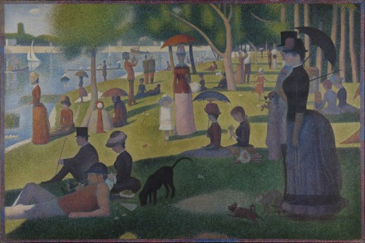 chicago grande jatte