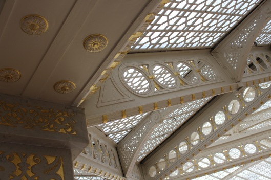 rookery ceiling detail