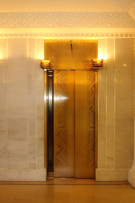 rookery elevator