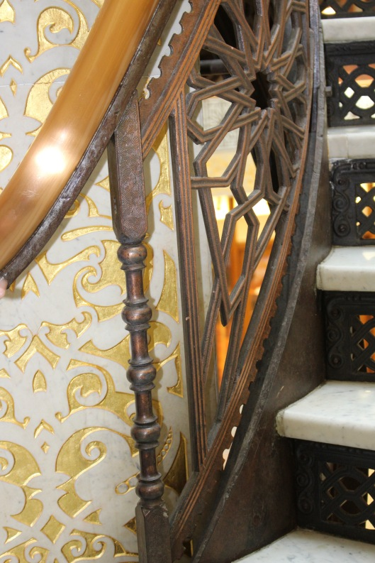 rookery original balustrade